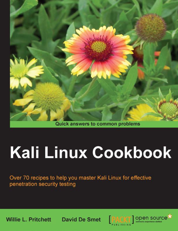 Kali_Linux_Cookbook
