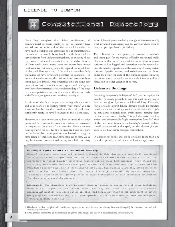 Chapter One: Computational Demonology | Page 3