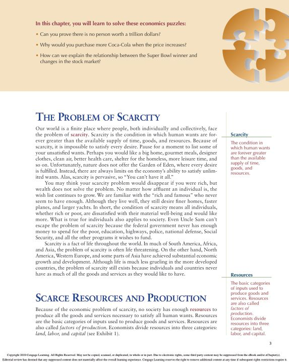The Problem of Scarcity | Page 8