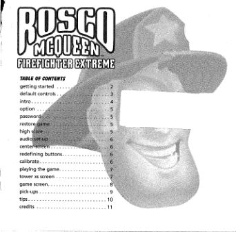 rosco mcqueen firefighter extreme [english]