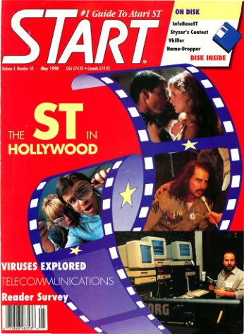 STart Issue 33 (May 1990)