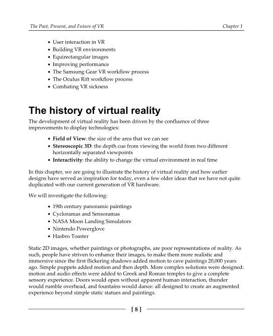 The history of virtual reality | Page 8