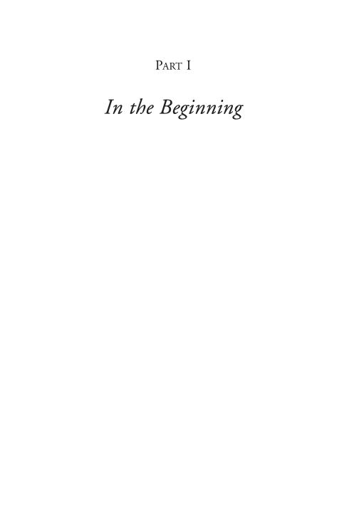 Part I: In the Beginning   Page 4