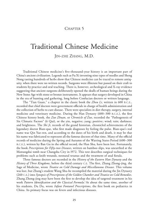 5. Traditional Chinese Medicine   Page 9