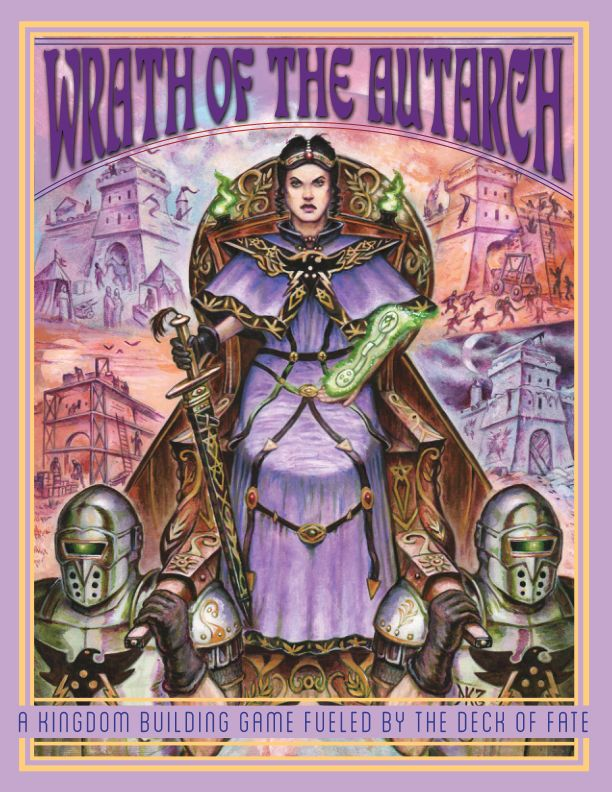 Wrath Of The Autarch
