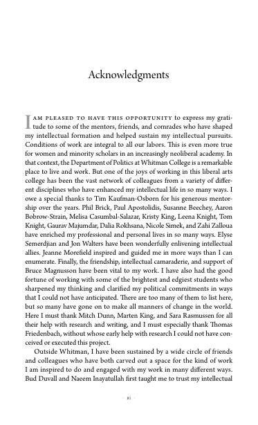 Acknowledgments   Page 2