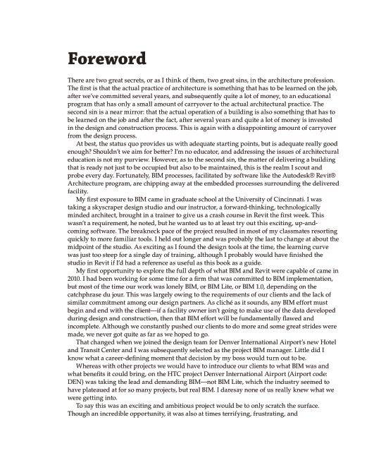 Foreword                                         Page 5