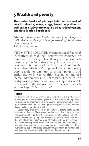 5. Wealth and poverty   Page 7