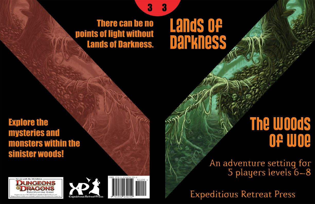 Lands of Darkness 3: The Woods of Woe
