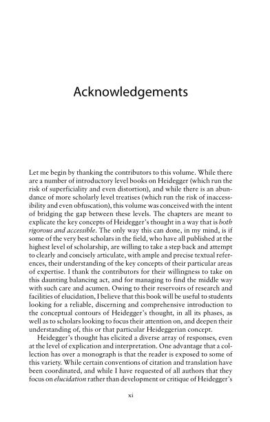 Acknowledgements   Page 6