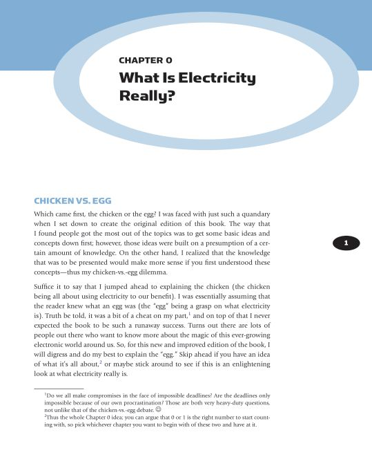 CHAPTER 0: What Is Electricity Really?   Page 8