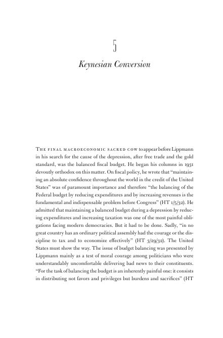 Chapter 5. Keynesian Conversion | Page 8