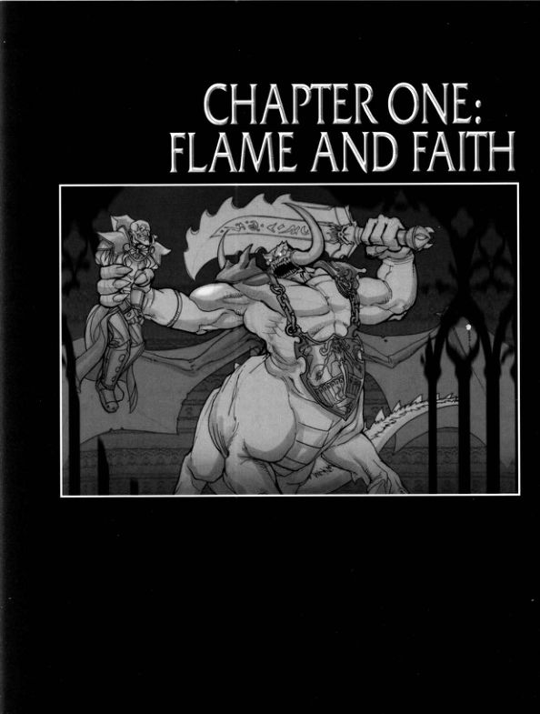 Chapter One: Flame and Faith   Page 2