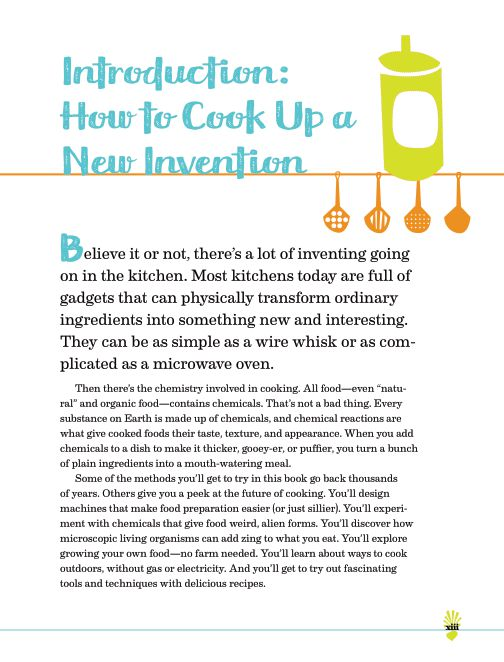Introduction: How to Cook Up a New Invention | Page 3