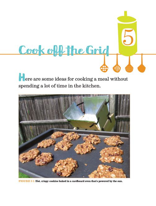 Chapter 5: Cook off the Grid | Page 9