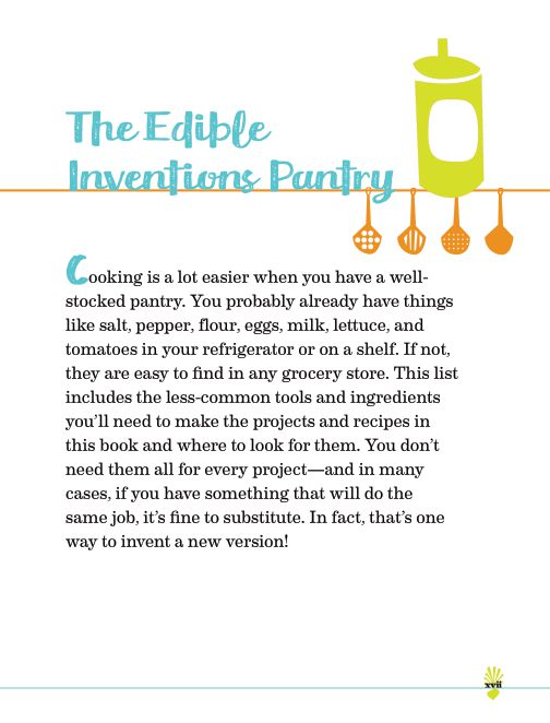 The Edible Inventions Pantry | Page 4