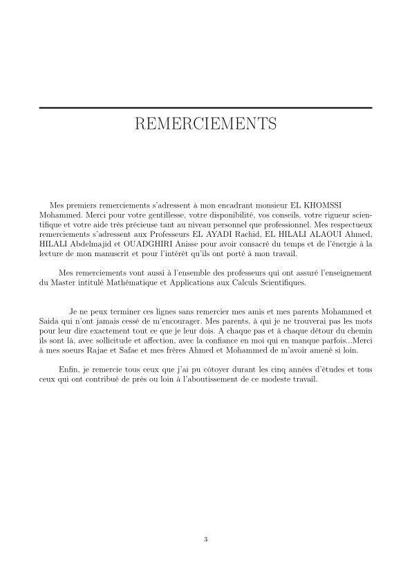 Remerciements | Page 0