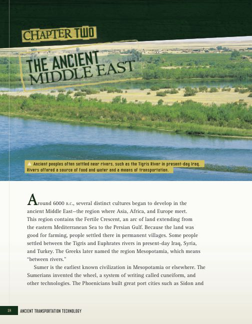 Chapter Two: The Ancient Middle East | Page 5