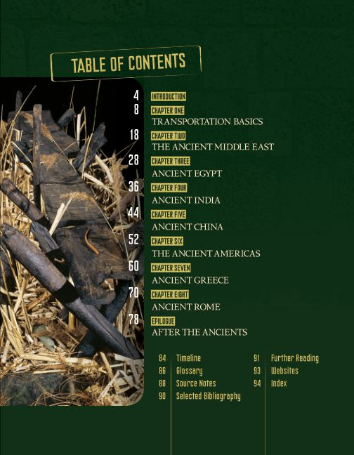 Table Of Contents | Page 2