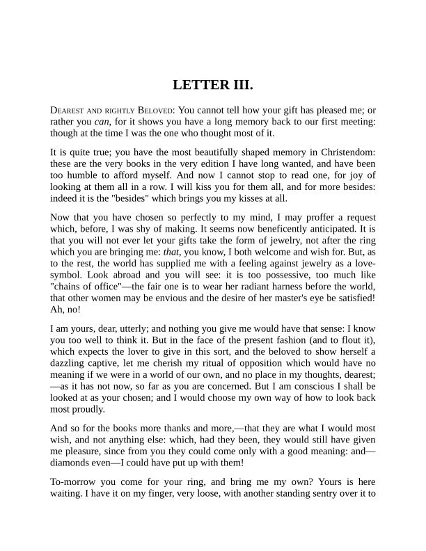LETTER III. | Page 7