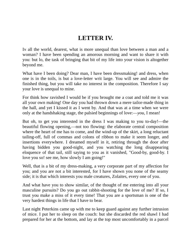 LETTER IV. | Page 8