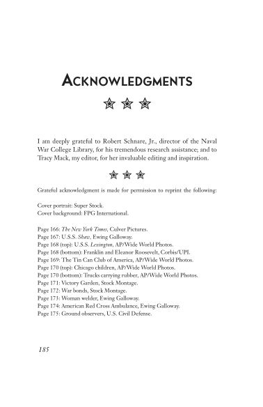 ACKNOWLEDGMENTS | Page 4