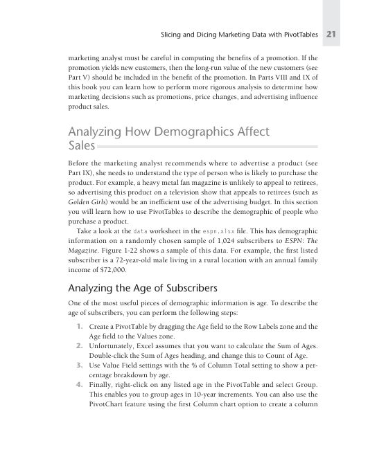 Analyzing How Demographics Affect Sales | Page 9