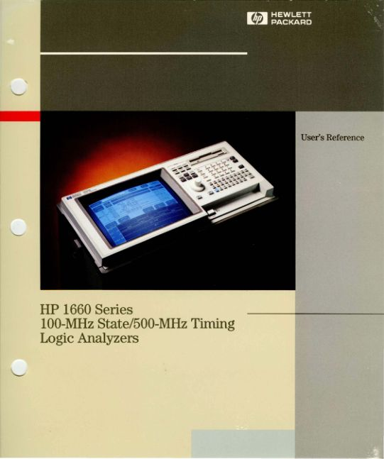 01660-90904_1660-Series_100-MHz_State_500-MHz_Timimg_Logic_Analyzers_Users_Reference_Oct92