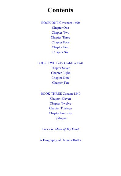 Contents   Page 3