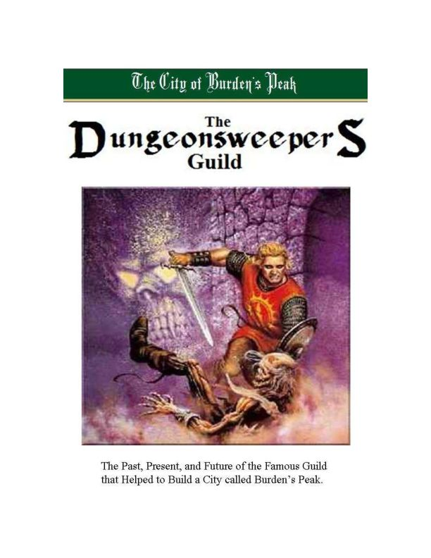 Microsoft Word - Dungeonsweepers.doc