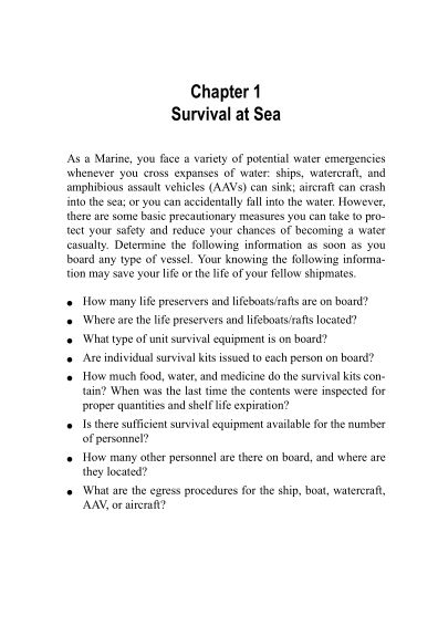 Chapter 1 - Survival at Sea   Page 4