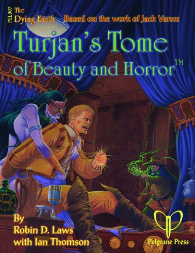 PEL007 Turjan's Tome of Beauty and Horror