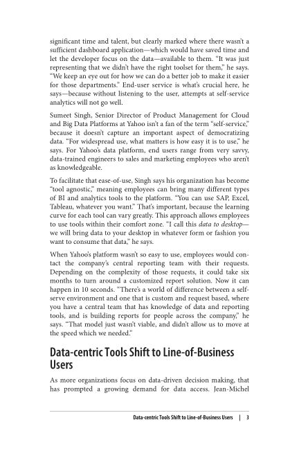 Data-centric Tools Shift to Line-of-Business Users | Page 6
