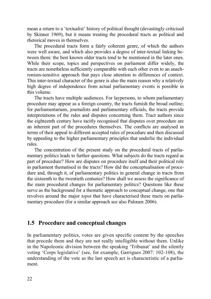 1.5 Procedure and conceptual changes | Page 8