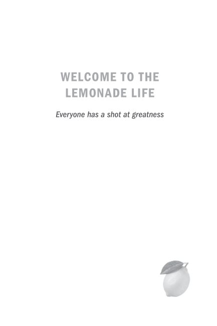 Welcome to the Lemonade Life | Page 6