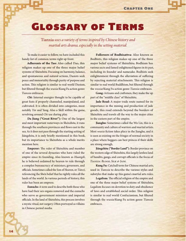 Glossary of Terms | Page 1