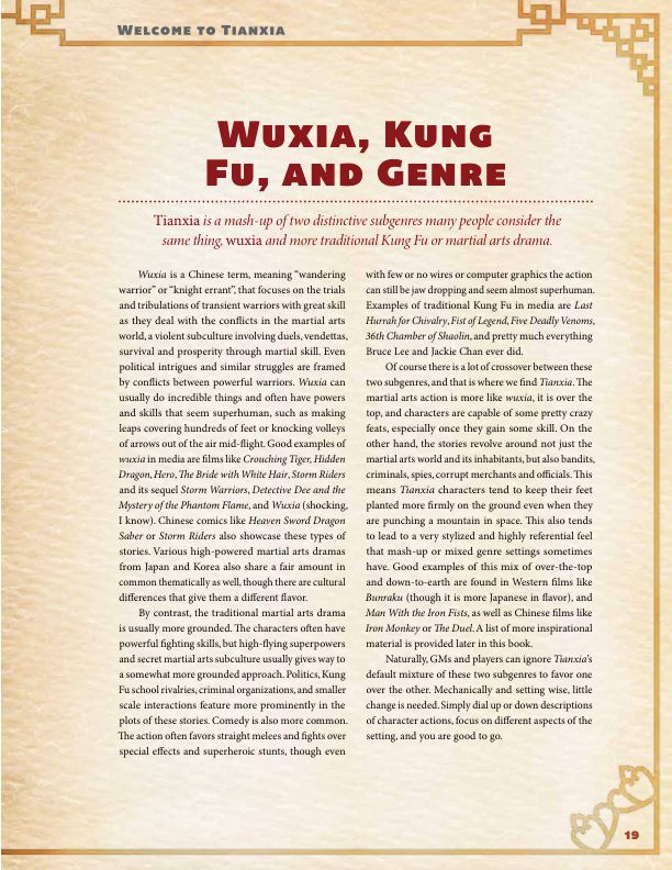 Wuxia, Kung Fu, and Genre | Page 7