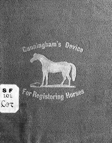 Cunningham's device for stockmen and farmers