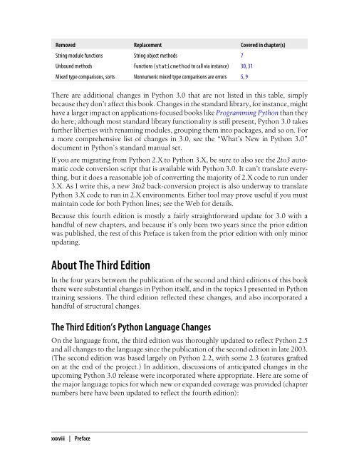About The Third Edition | Page 8