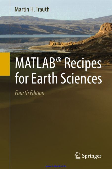 matlab®-recipes-for-earth-sciences