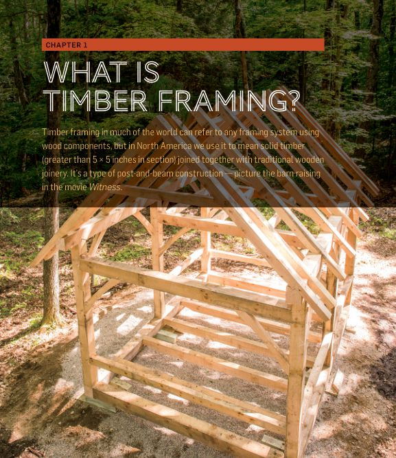 Chapter 1: What is Timber Framing?   Page 7