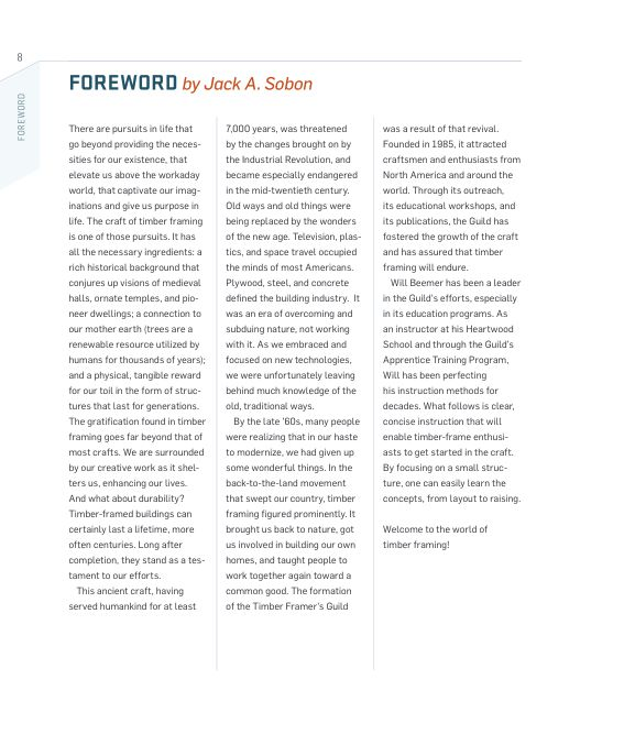 Foreword by Jack A. Sobon   Page 5