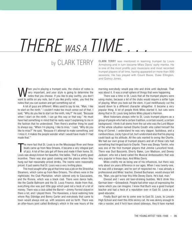 There Was a Time . . .   Page 5