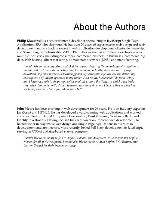 About the Authors | Page 3