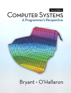 Computer_Systems: A Programmer's Perspective (2e)