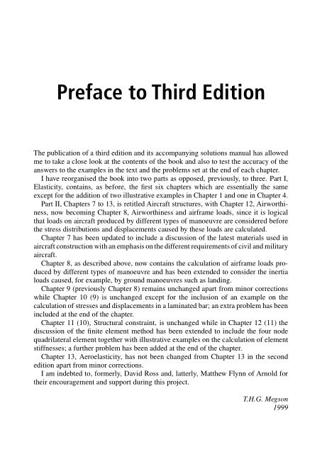 Preface to Third Edition   Page 6