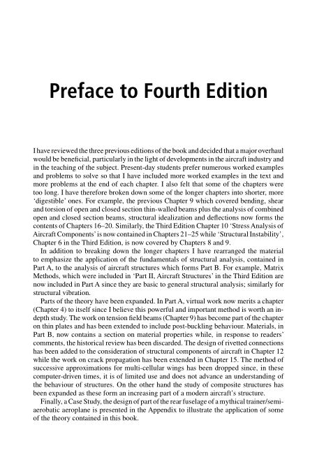 Preface to Fourth Edition   Page 7