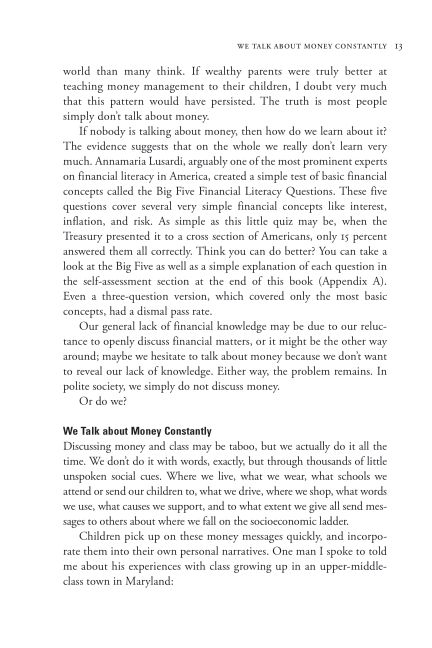 We Talk about Money Constantly | Page 8