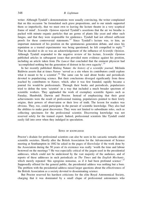 Sites of knowledge   Page 1
