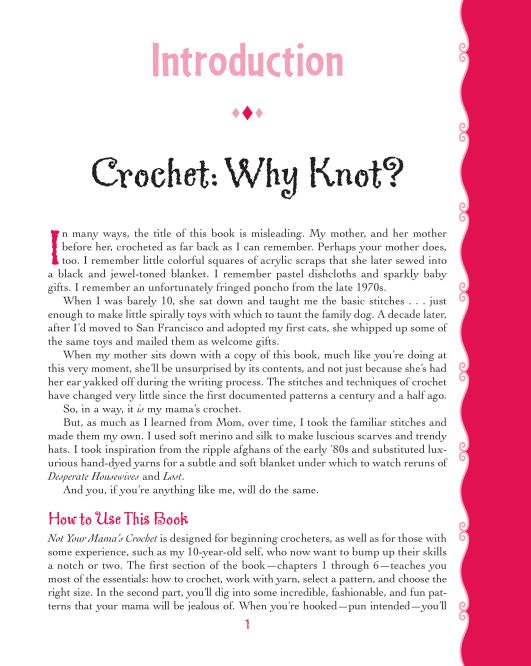 Introduction: Crochet: Why Knot? | Page 3